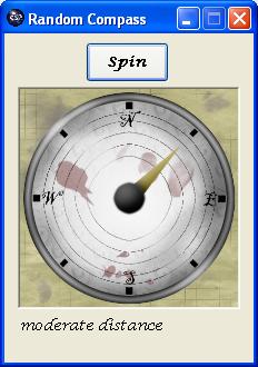 Random Compass